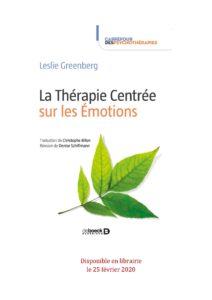 La thérapie Centrée sur les Émotions par Leslie Greenberg